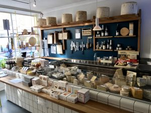 Buchanans Cheesemonger - Cheese Shop Counter